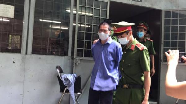 """Tử hình bị cáo quê An Giang xách thuê """"вộт мì"""" thuê từ Campuchia về Sài Gòn"""