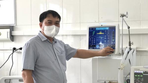 """BS Nguyễn Thanh Xuân: """"150 y  bác sĩ của BV TW Huế đang chờ tới  lượt chi viện cho Bắc Giang"""""""