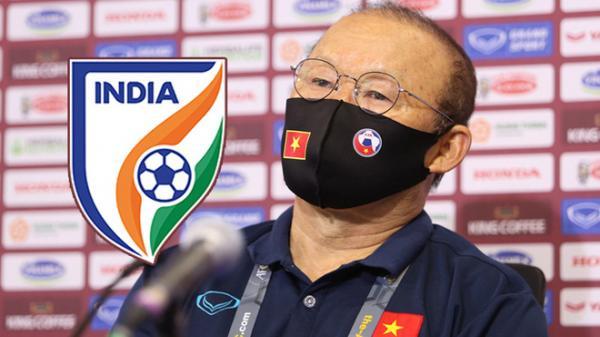 """Thực hư việc đội tuyển Ấn Độ dùng """"tiền tấn"""" để thuyết phục HLV Park Hang-seo rời Việt Nam"""