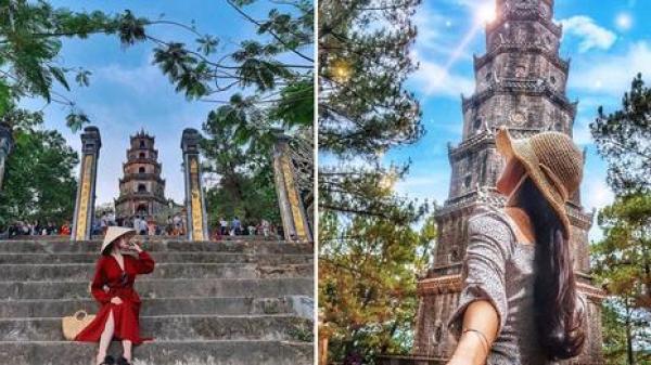 Loạt tháp chùa đạt kỷ lục ở Việt Nam, trong đó có tháp bát giác cổ cao nhất ở Huế