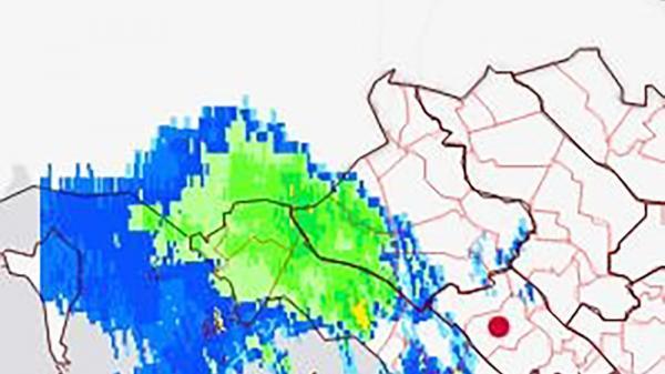 An Giang: Thời tiết tiếp tục xấu từ sáng 2-8-2021