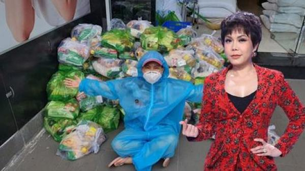 """Bị doạ sẽ phanh phui góc khuất chuyện từ thiện, Việt Hương đáp trả: """"Tôi không kêu gọi bất kì 1 đồng nào"""""""