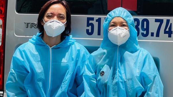 Chồng Việt Hương: Chúng tôi đuối hết rồi, sức khỏe ai cũng có vấn đề