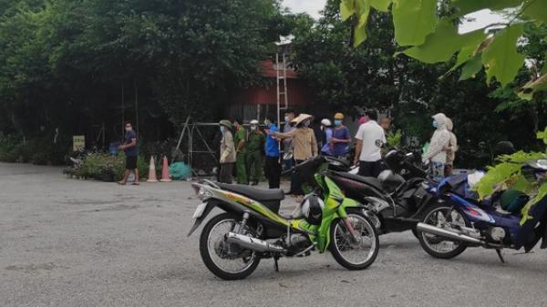 Nam bệnh nhân chết bất thường ở kho chứa rác tại Trung tâm y tế