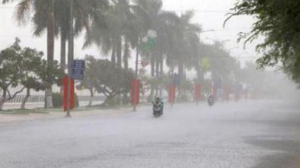 Cập nhật thời tiết 10 ngày tới từ Nghệ An đến Thừa Thiên Huế