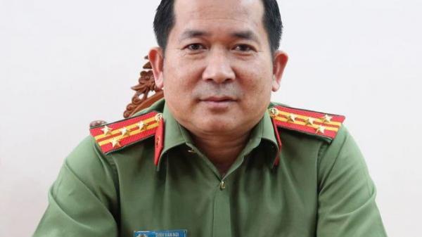 Nghi án chi 20 tỷ để 'điều' Giám đốc công an tỉnh An Giang đi nơi khác: Đại tá Đinh Văn Nơi nói chưa đặt vấn đề có tiêu cực trong ngành