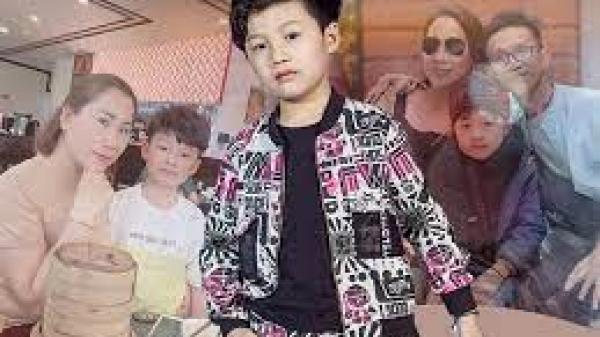 """Lấy chồng Hoa, mẹ Việt đẻ con như """"mỹ nam Hàn Quốc"""", 5 tuổi thành trò cưng Xuân Lan"""