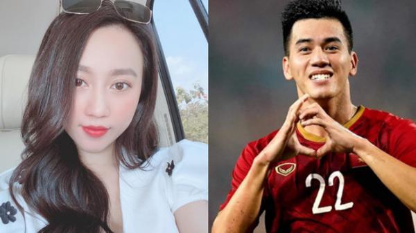 Nữ diễn viên lên tiếng xác nhận đang tìm hiểu cầu thủ Tiến Linh là ai và nổi tiếng cỡ nào?