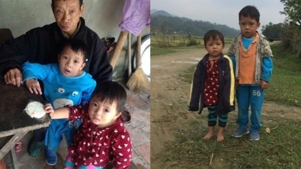 Rơi nước mắt trước cảnh 2 đứa trẻ bị bố mẹ bỏ rơi từ bé, hàng ngày đi nhặt phế liệu cùng bà ngoại kiếm sống