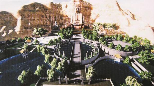 An Giang: Thủ tướng Chính phủ đồng ý cho triển khai dự án Khu du lịch văn hóa tâm linh Bà Chúa Xứ - núi Sam