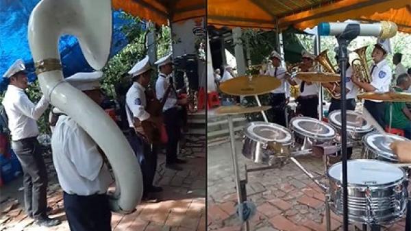 Tranh cãi về clip dàn nhạc Tây chơi 'Despacito' tại đám tang