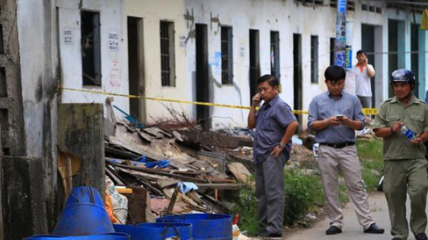 NÓNG: Đã bắt được hung thủ chặt đầu người bỏ thùng rác