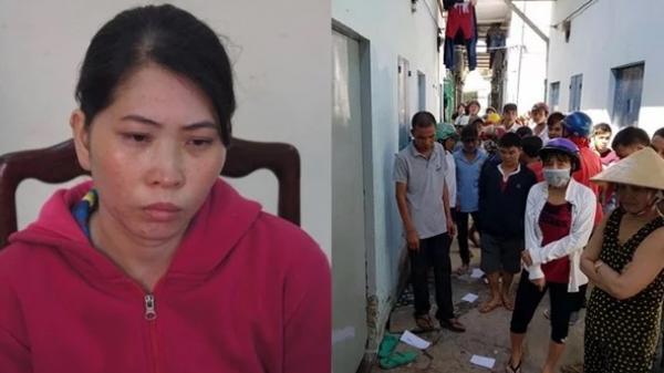 Người vợ giết chồng bình tĩnh đánh lạc hướng hàng xóm