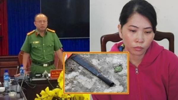 Công an cung cấp tình tiết bất ngờ vụ vợ phân xác chồng