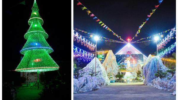 Lưu lại ngay những nhà thờ lung linh dịp Giáng sinh ở An Giang