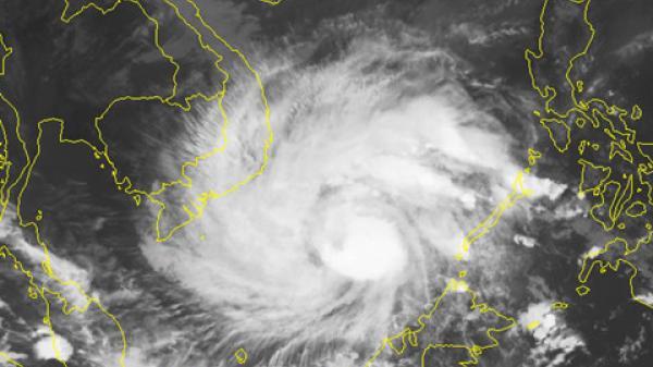Ảnh hưởng bão số 16, ĐBSCL có gió giật trên 100km/giờ