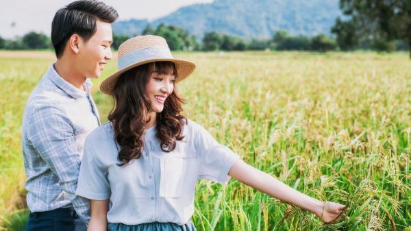 Xem trọn bộ ảnh cưới tại An Giang khiến ai cũng phải xiêu lòng
