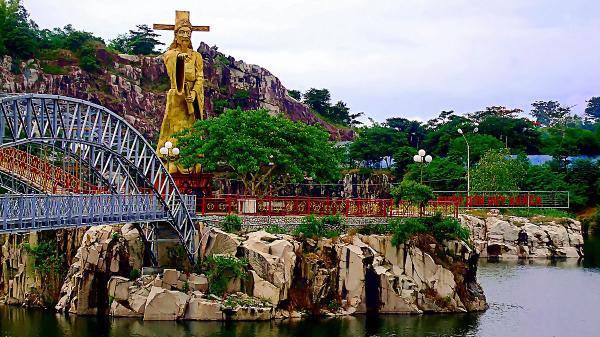 An Giang: Tiếc nuối khu du lịch hồ Thoại Sơn