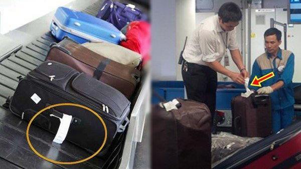 Đi máy bay đừng dại viết những điều này lên hành lý ký gửi, nghiêm trọng có thể bị phạt tù như chơi!