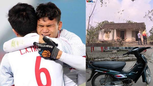 Ngôi sao U23 Phạm Xuân Mạnh và câu chuyện chiếc xe máy cà tàng mua nợ