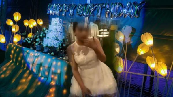 """Gái xinh gây sốc tổ chức sinh nhật """"sang chảnh"""" rồi định bỏ trốn, quỵt 120 triệu tiền làm tiệc"""