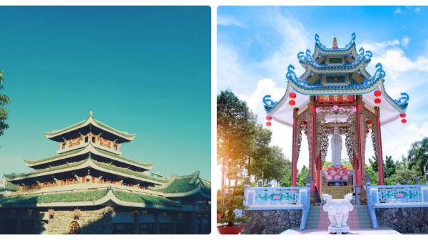 Dịp Tết này, nhất định phải đến 5 ngôi chùa đẹp như tiên cảnh linh thiêng nhất xứ An Giang cầu may mắn, bình an