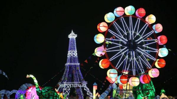 HOT: Sắp tới sẽ diễn ra lễ hội Đèn lồng khổng lồ đầu tiên ngay gần An Giang