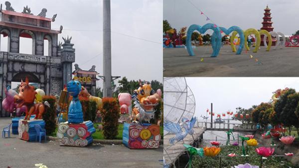 Sắp diễn ra lễ hội đèn lồng khổng lồ ngay gần Bạc Liêu vào dịp Tết này