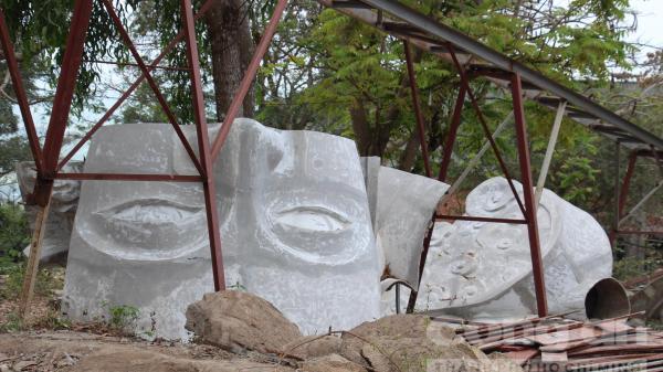 An Giang: Tháo dỡ tượng Bà Chúa Xứ trên núi Sam, thay bằng tượng Phật ngọc