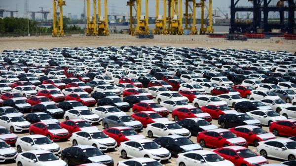 Cận cảnh dàn xe Honda thuế 0% đầu tiên sắp bán tại Việt Nam