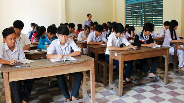 Kỳ lạ: Sau Tết hàng nghìn học sinh ở An Giang nghỉ học