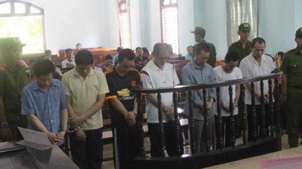 Băng trộm đường sông ở miền Tây lãnh án tổng cộng 143 năm tù