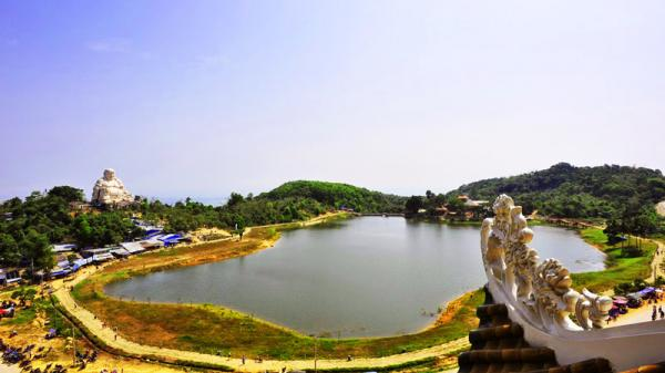 Huyền bí về bảy ngọn núi trong dãy Thất Sơn ở An Giang
