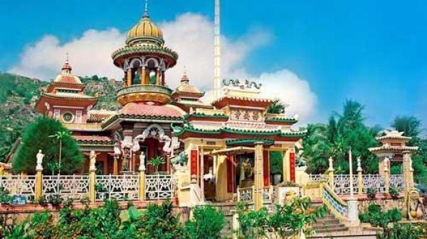 An Giang: Tây An cổ tự - Nơi giao thoa giữa hai nền kiến trúc Việt cổ và Ấn Độ