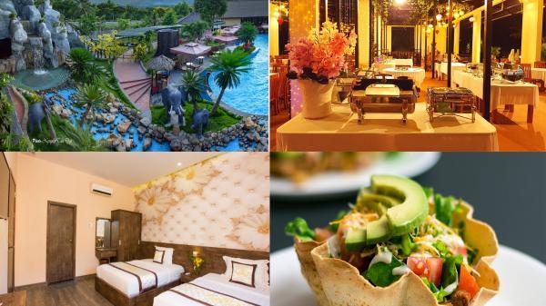 CHẤT NGẤT với vẻ đẹp SANG NHƯ NGỌC resort ngay ở An Giang