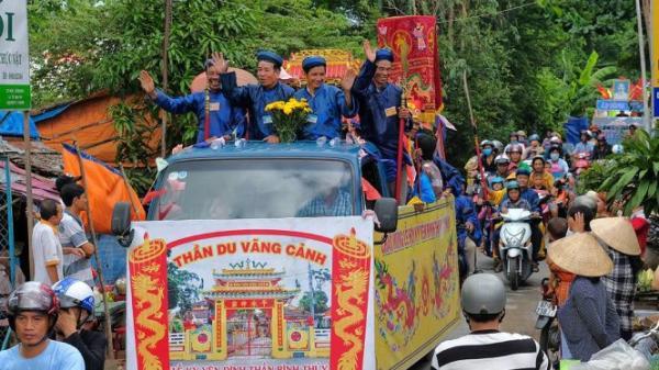 Tưng bừng chào đón Đại lễ Kỳ yên Đình thần Bình Thủy ở An Giang