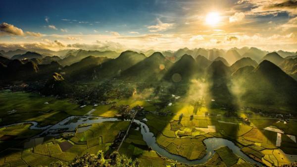 """Vùng đất """"Bảy Núi"""" An Giang tuyệt diệu trong bộ ảnh 'Dấu ấn Việt Nam'"""