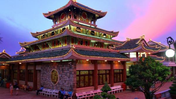 Các điểm du lịch tâm linh ở An Giang hấp dẫn du khách