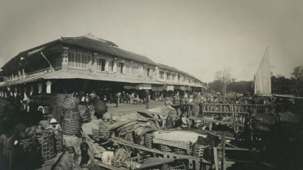 Ảnh cực hiếm về miền đất Long Xuyên thập niên 1920