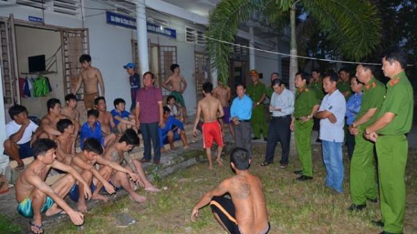Đồng Tháp: Hàng chục người ngh.iện nhận án tù vì gây rối trật tự công cộng