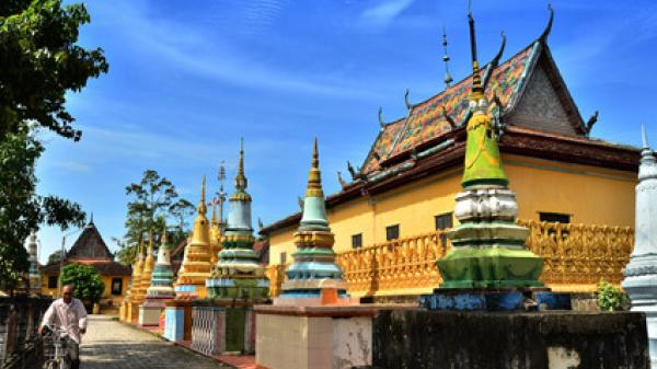 Xà Tón (An Giang): Điểm du lịch 'hút hồn' khách du lịch