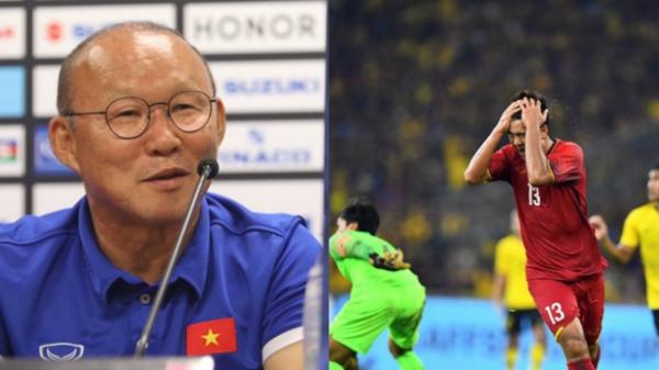 Việt Nam tuột mất chiến thắng tiếc nuối, thầy Park vẫn phát biểu đầy tự tin về cơ hội vô địch AFF Cup 2018