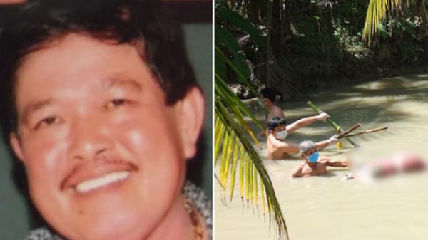 Vụ người phụ nữ bị dìm dưới nước bởi 5 thanh tre, 2 chân bị trói ở miền Tây: Bất ngờ danh tính của hung thủ
