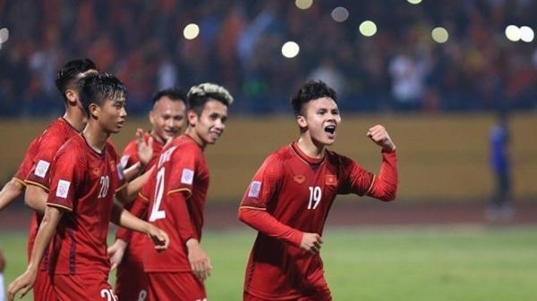 Chấm điểm tuyển Việt Nam tại AFF Cup: Bất ngờ với điểm số Quang Hải và Đình Trọng