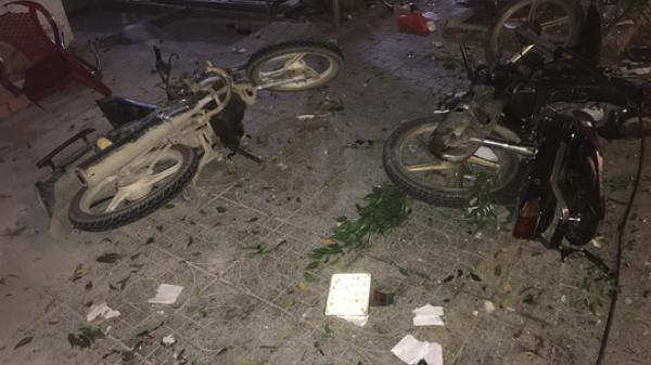 Ăn mừng sau 'bão': Bàn nhậu nát bét dưới gầm xe khách, thanh niên An Giang và 2 người khác th.ương v.ong