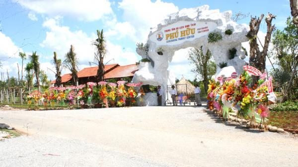 Vừa khai trương khu du lịch sinh thái, nghỉ dưỡng siêu HOT hút hồn giới trẻ ở miền Tây