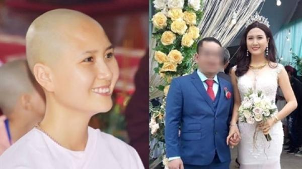 Cú 'comeback lịch sử': Thí sinh Hoa hậu Việt Nam xuống tóc đi tu nhưng bị đồn lén quay về cướp chồng bạn?