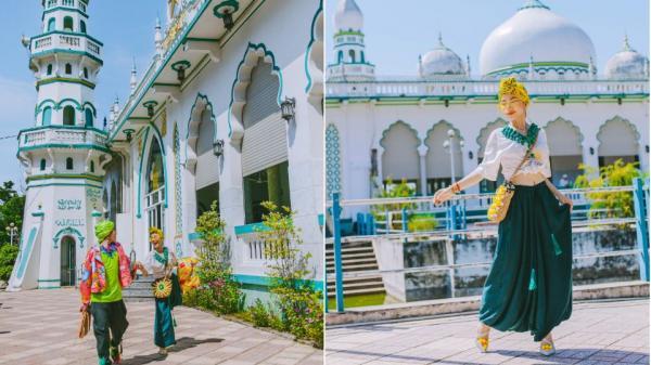 HOT: Xuất hiện thánh đường Hồi giáo ở miền Tây khiến các bạn trẻ kéo nhau về check-in sang chảnh như bìa tạp chí