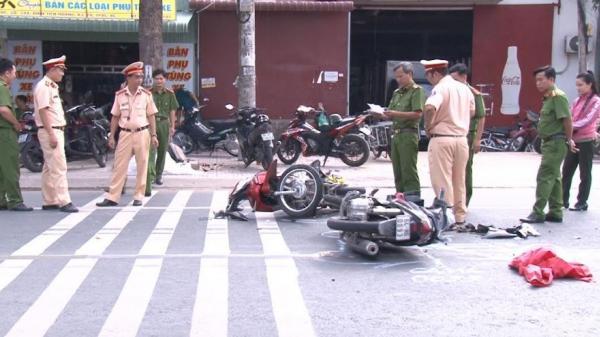 Miền Tây: Tai nạn giao thông nghiêm trọng làm 2 người th.ương v.ong