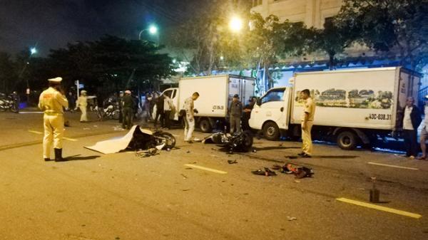 Tai nạn nghiêm trọng: Hai xe máy tông nhau trong đêm, 2 người ch.ết tức tưởi
